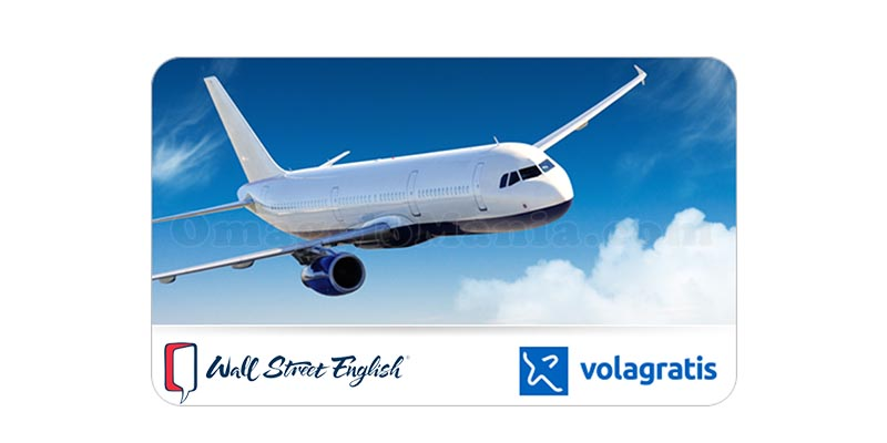 promo voli Wall Street English