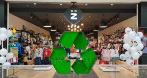 riciclo abiti Z Store