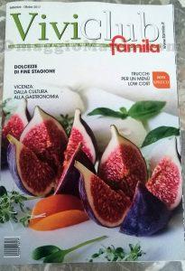 rivista ViviClub Famila settembre-ottobre 2017