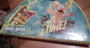 valigetta colori Angry Birds di Brila78 con Yomino