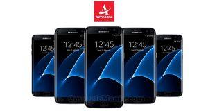 vinci Samsung Galaxy S7 con Autogrill
