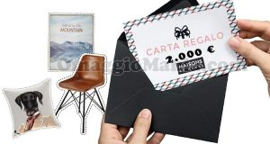 vinci carta regalo Maisons du Monde