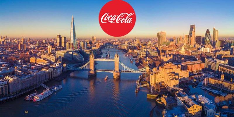 Accendi la serata con Coca-Cola e vinci Londra