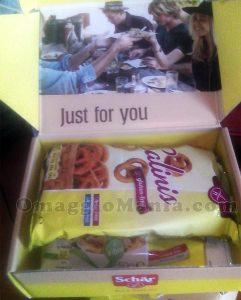 Box del Gusto Schär di Alina