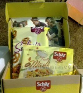 Box del Gusto Schär di Tiziana