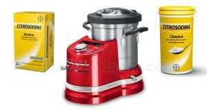 Citrosodina vinci Cook Processor KitchenAid