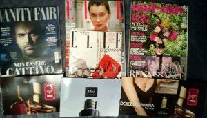 Elle, Marie Claire e Vanity Fair di Stefania