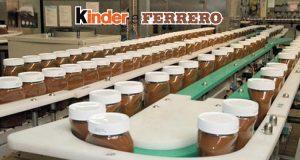 Fabbrica del Cioccolato Kinder e Ferrero