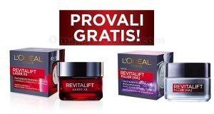L'Oréal Revitalift Provali gratis