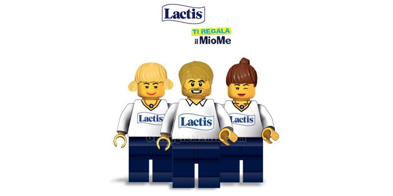 Lactis ti regala i portachiavi MioMe
