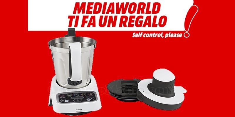 MediaWorld ti fa un regalo Moulinex