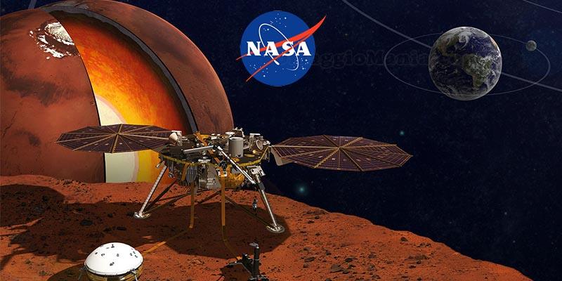 NASA Send your name Insight 2018