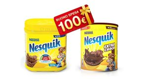 Nesquik con Auchan Simply IperSimply Punto Simply