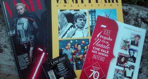 Vanity Fair 42 e campioncino Lancome di Antonella