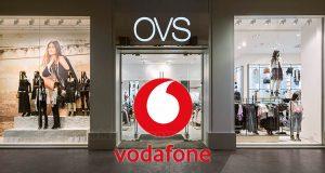 Vodafone regala buono sconto OVS
