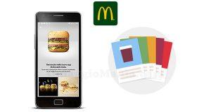 app McDonald's buoni sconto