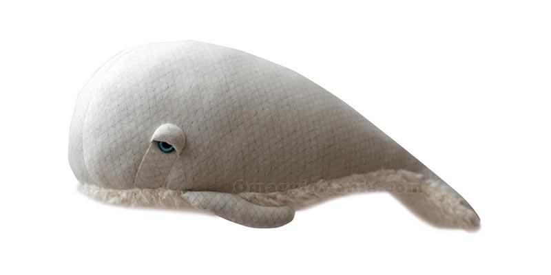 balena peluche Bigstuffed