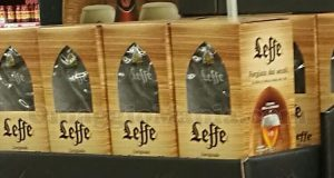 calici Birra Leffe omaggio