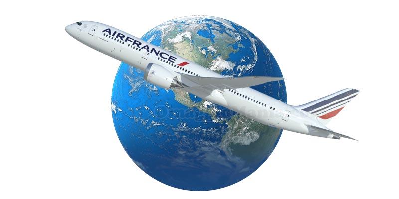 concorso Air France Esplora il mondo