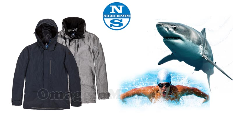 concorso North Sails Swim with sharks