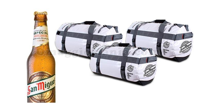 concorso San Miguel Adventure Bag