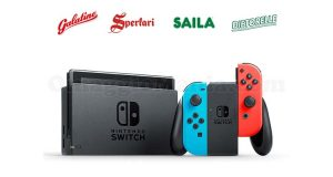 concorso Sperlari Halloween 2017 Nintendo Switch