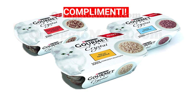 conferme Purina Gourmet Crystal