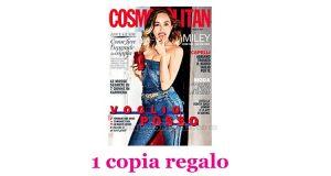copia omaggio Cosmopolitan 10 2017