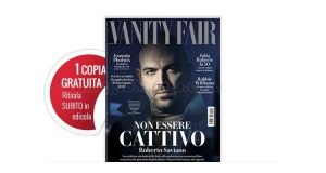 coupon Vanity Fair 40 2017