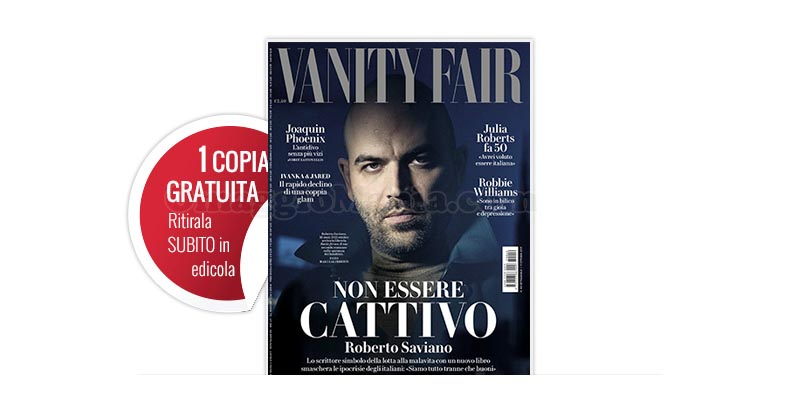 coupon Vanity Fair 40 2017