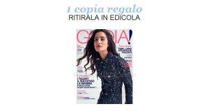 coupon omaggio Gioia 41 2017