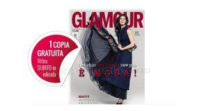 coupon omaggio Glamour 304