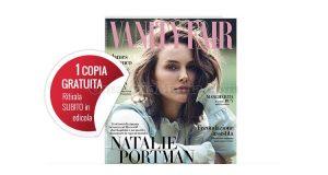 coupon omaggio Vanity Fair 39 2017