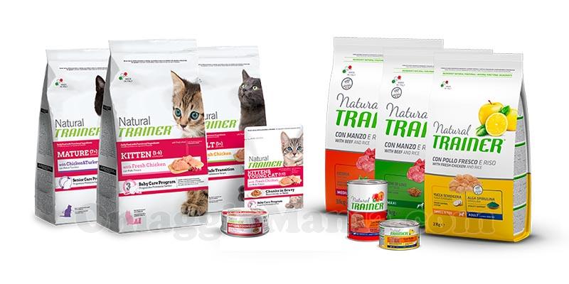 fornitura di prodotti Natural Trainer