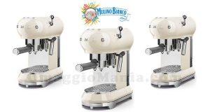 macchine caffè SMEG con Mulino Bianco