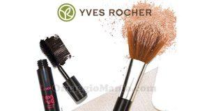 mascara e pennello Yves Rocher omaggio
