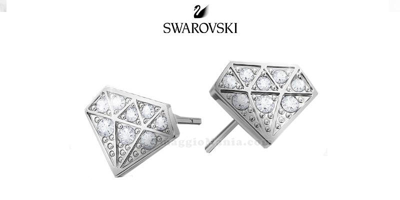 orecchini Swarovski Crystal Wishes
