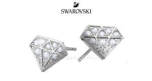 orecchini Swarovski Crystal Wishes