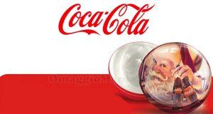 palline di Natale Coca Cola 2017