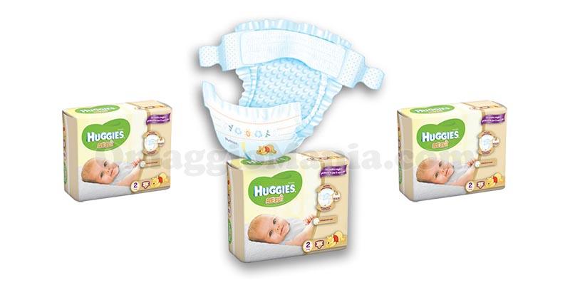 pannolini Huggies Bebè