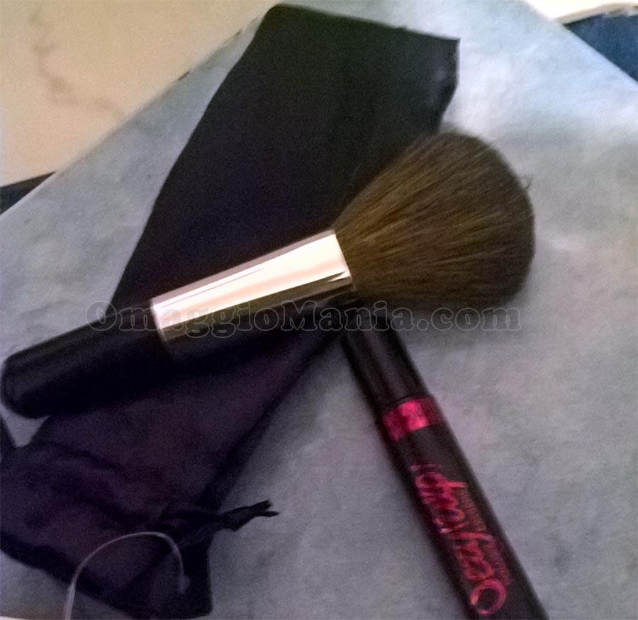 pennello polveri e mascara Yves Rocher di Simona