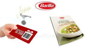 premi concorso Barilla Legumotti ti regala il ricettario