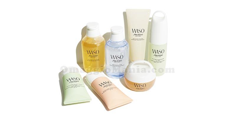 prodotti WASO by Shiseido