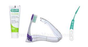 prodotti igiene orale GUM