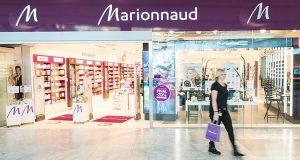 punto vendita Marionnaud