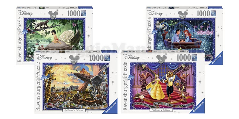 puzzle Disney Ravensburger