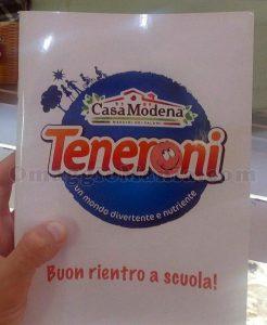 quaderno a righe Teneroni Casa Modena di Nadia 1
