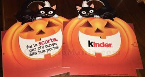 shopper Kinder Halloween 2017 di Marco