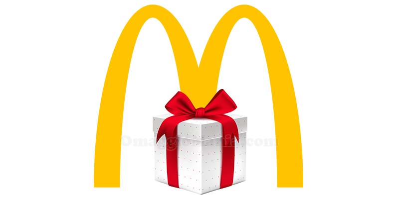 sorpresa McDonald's