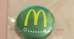 spilletta McDonald's McDelivery di Sara